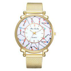 Ms New Silicone Watch Brand Series Quartz Watch Business and Leisure Travelers -