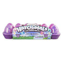 Hatchimals CollEGGtibles 12Pack Oeuf Surprise -