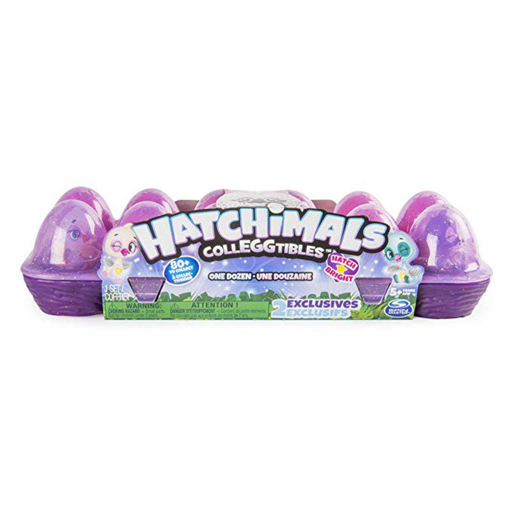 Hatchimals CollEGGtibles 12Pack Oeuf Surprise