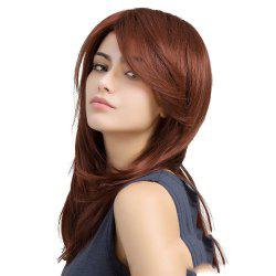 European and American Fashion Female Pear Head Long Curly Hair Wig -