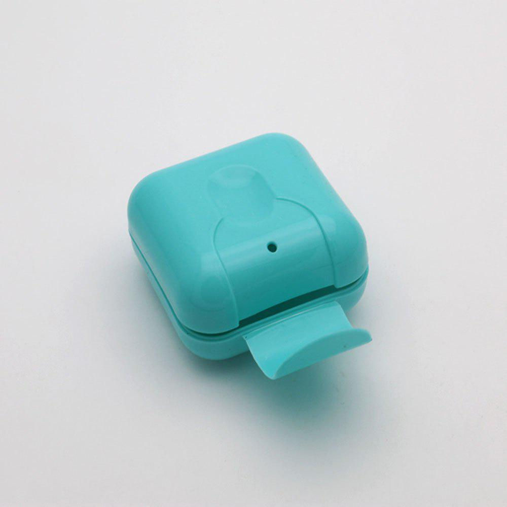 Discount Creative Travel Handmade with Lock Buckle with Cover Waterproof Soap Box