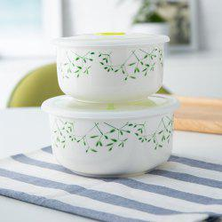 Tableware Ceramic Fresh Bowl Crisper Porcelain Bowl -