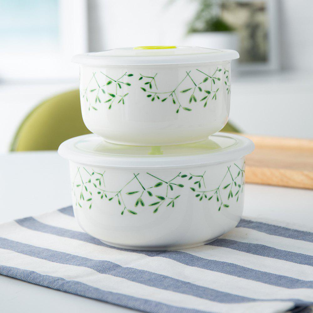 Hot Tableware Ceramic Fresh Bowl Crisper Porcelain Bowl