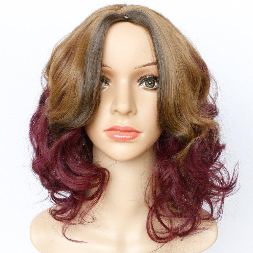 Latest 6 Types Chemical Fiber Hair Synthetic Wig