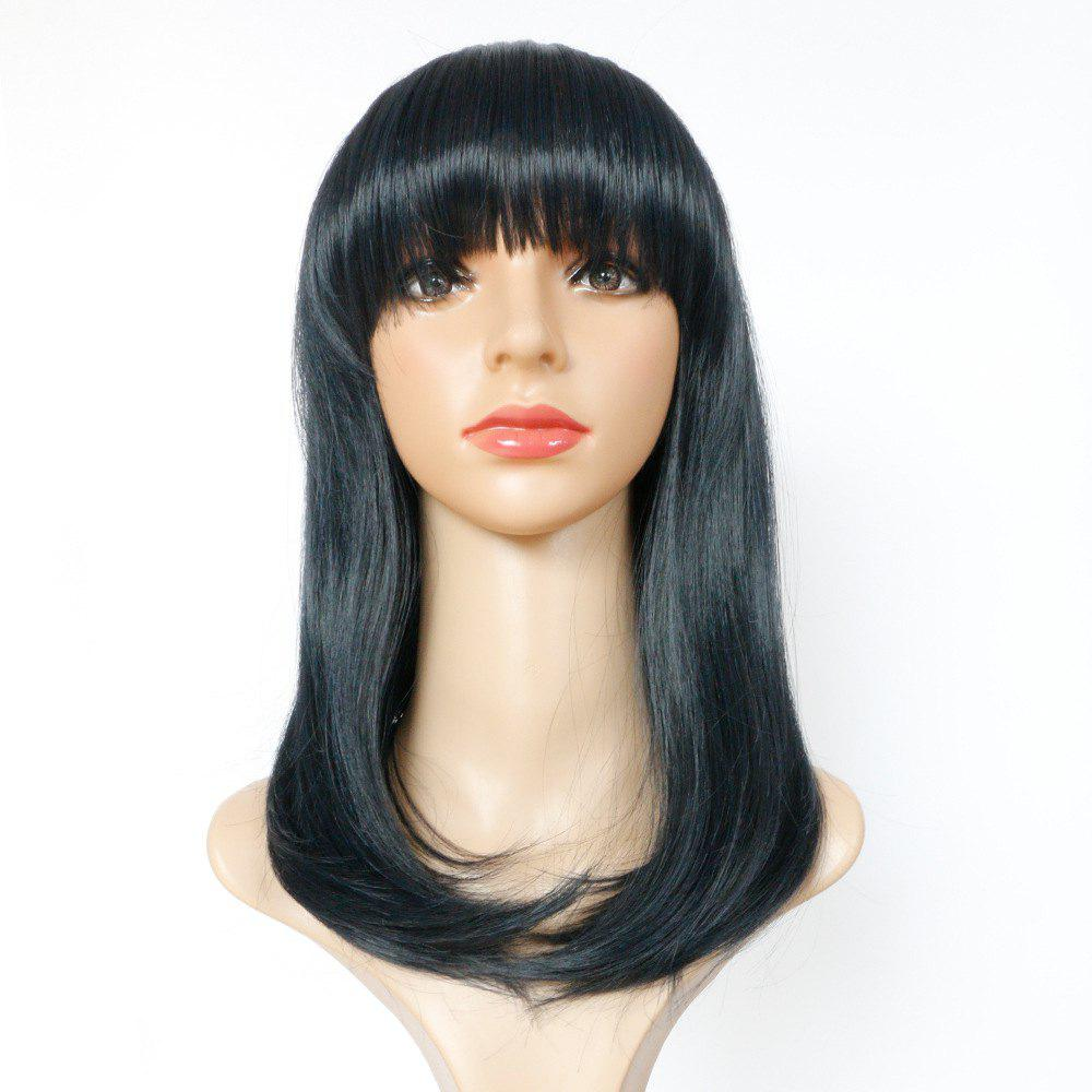 Outfit 6 Types Chemical Fiber Hair Synthetic Wig