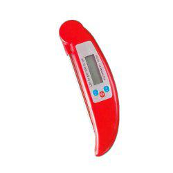 Stainless Steel Quick Probe Food Boiling Syrup Butter Baking Thermometer1 -