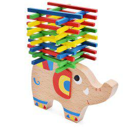 Colourful Stick Balance Wooden Toy Children Start Puzzle Game 1 -