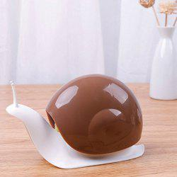 New Cartoon Snail Push-type Dispensers hands Lotion Bottle -