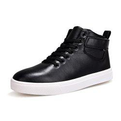 Men'S Fashion Personality High Leisure Shoes -