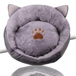 Pet Nest Removable and Washable Winter Kennel Cat Sleeping Bag Pet Cat Pad Teddy -