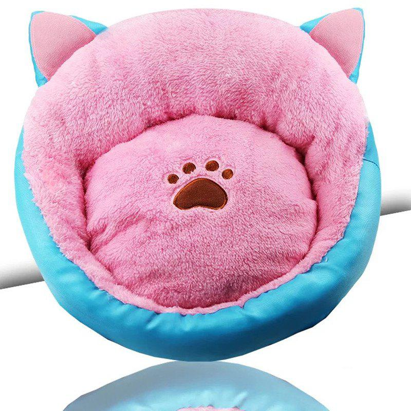 Shops Pet Nest Removable and Washable Winter Kennel Cat Sleeping Bag Pet Cat Pad Teddy