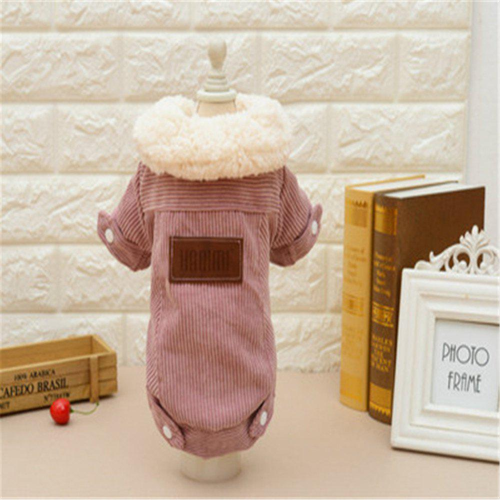 Outfits Lamb Velvet Jacket Cat and Dog Clothes Quality Pet Clothes