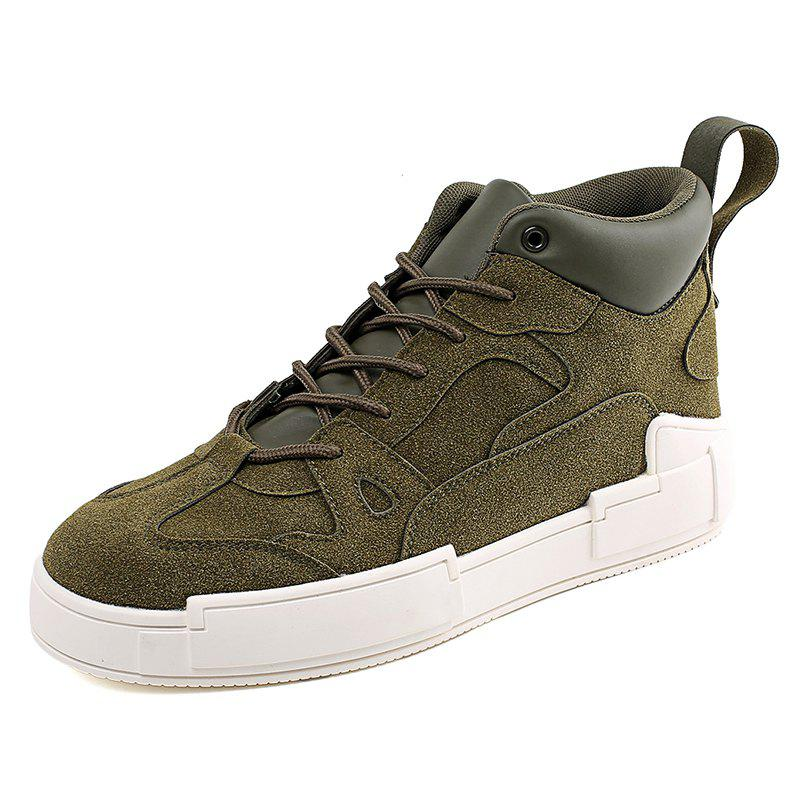 Trendy Winter Leisure Warm Men'S Cotton Shoes
