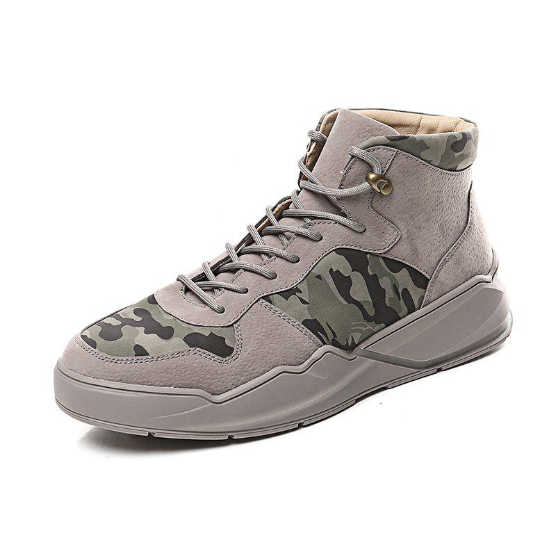 Affordable Men'S Fashion Camouflage Casual Board Shoes
