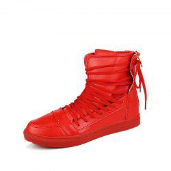 Men'S High-Top Casual Street Dancing Shoes -