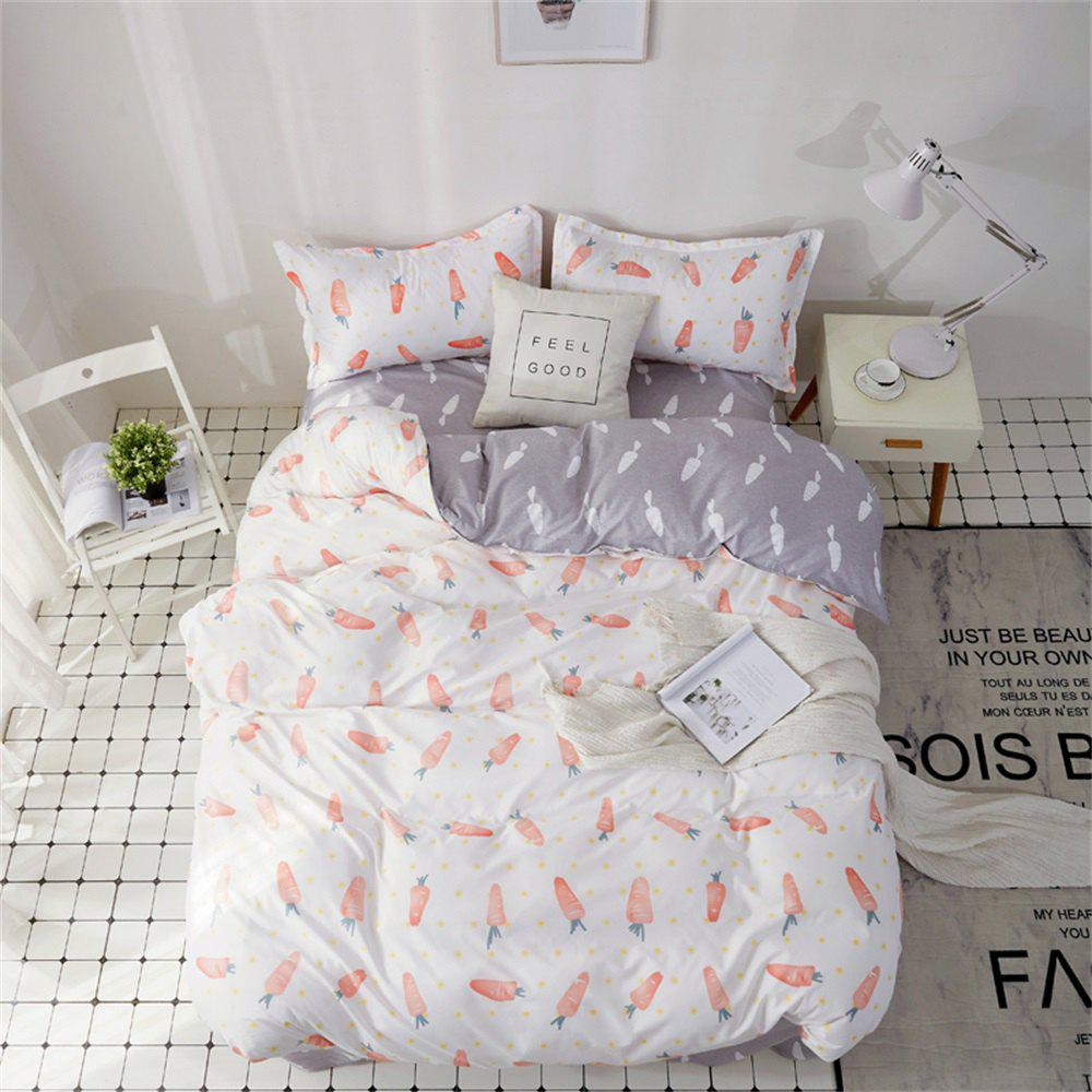Outfit OMONNES Single Carrot for Household Aloe Quilt Set