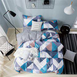 OMONNES Single Royal Style of Household Aloe Quilt Set -