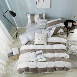 OMONNES Simple and Simple Cotton Quilt Set for Household Aloe Vera -