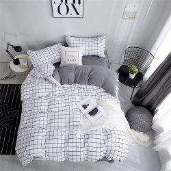 OMONNES Simple Life with Aloe Cotton Quilt Set for Household Use -