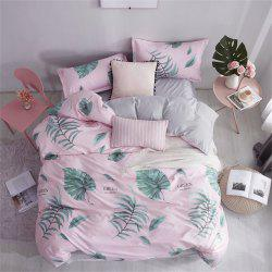 OMONNES Household Aloe Cotton Quilt Set Single Passion -