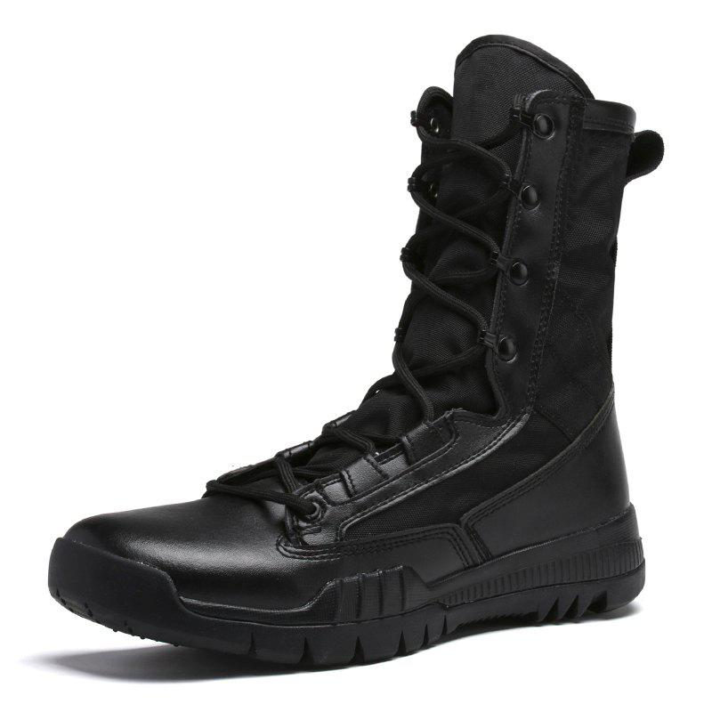 Discount Men Shoes Fashion Soft and Comfortable Lace Up Breathable