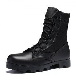 Men Fashion Breathable Soft and Comfortable Shoes Lace Up -