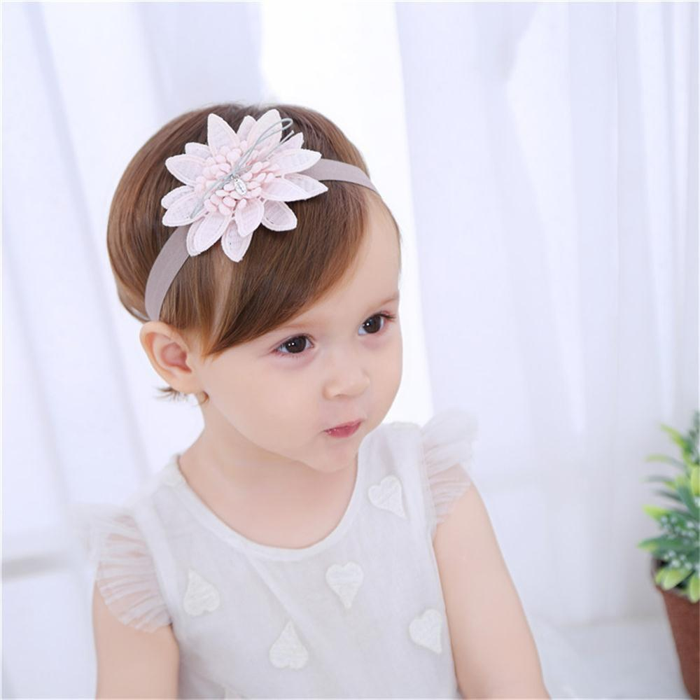 Affordable Girl's Hairband Fashion Stylish Lovely Flower Hair Accessory
