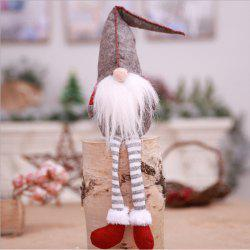 Christmas Decorations Faceless Dolls -