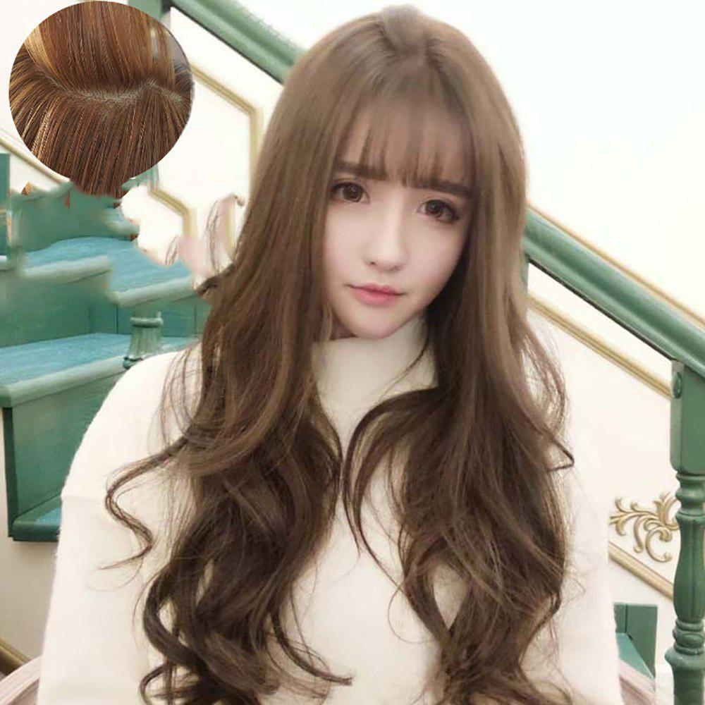 Outfits Stylish Long Curly Air Bangs for Women