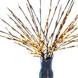 Simulated Tree Branch Battery Color Lamp -
