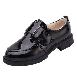 Baitao Thicksoled Flannel Warm Single Shoes -