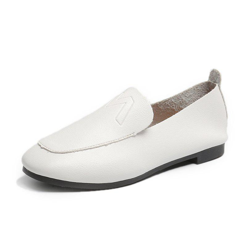Nouveau Chaussures simples femme Flatsoled Casual Softsoled