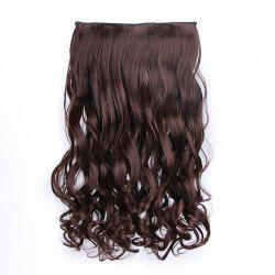 Traceless Hair Piece Chemical Fiber Curtain Curl Piece -