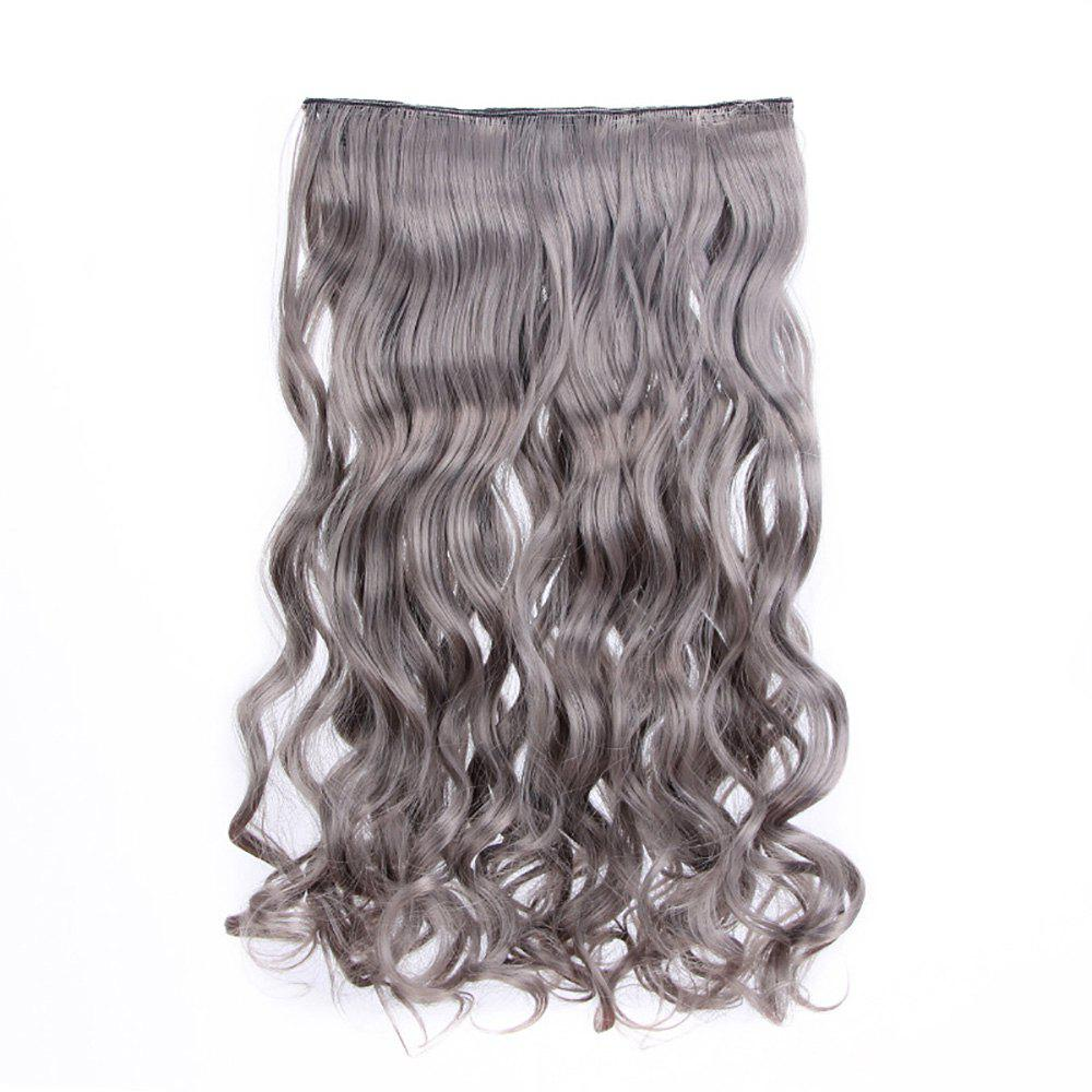 Traceless Hair Hair Piece Curl Curtain Fibre chimique Multi-G 1 ensemble