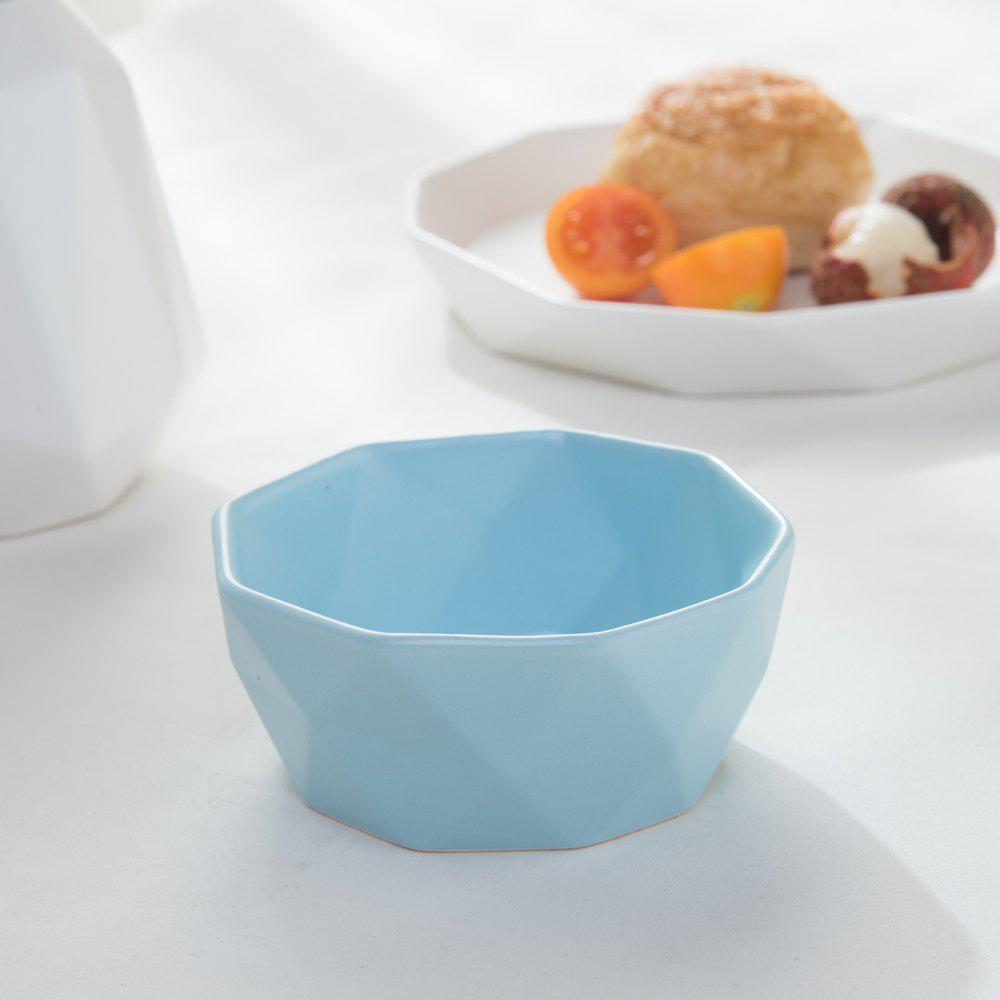 Unique Modern Style Ceramic Bowl Noodles Rice Porcelain Bowl