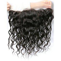 Yavida Hair Indian Water Curly Frontal 13x4 Ear To Ear Lace Frontal Closure -