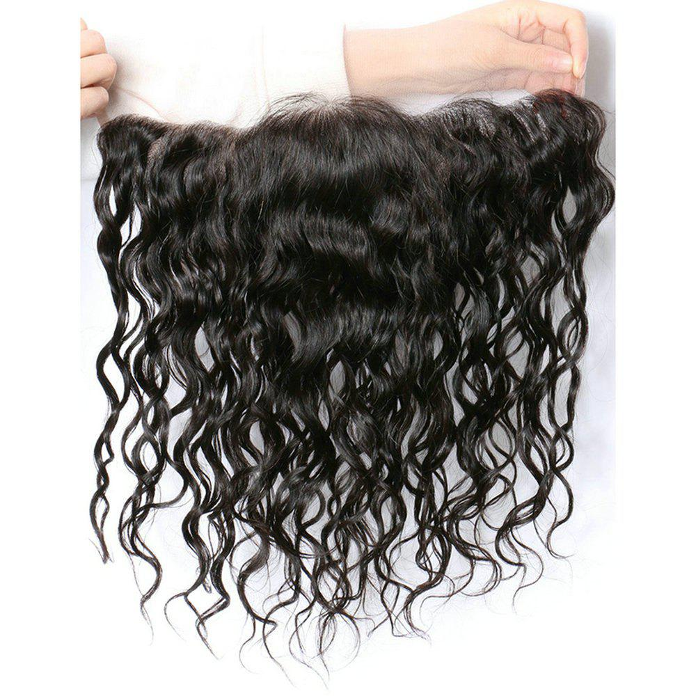 Best Yavida Hair Indian Water Curly Frontal 13x4 Ear To Ear Lace Frontal Closure