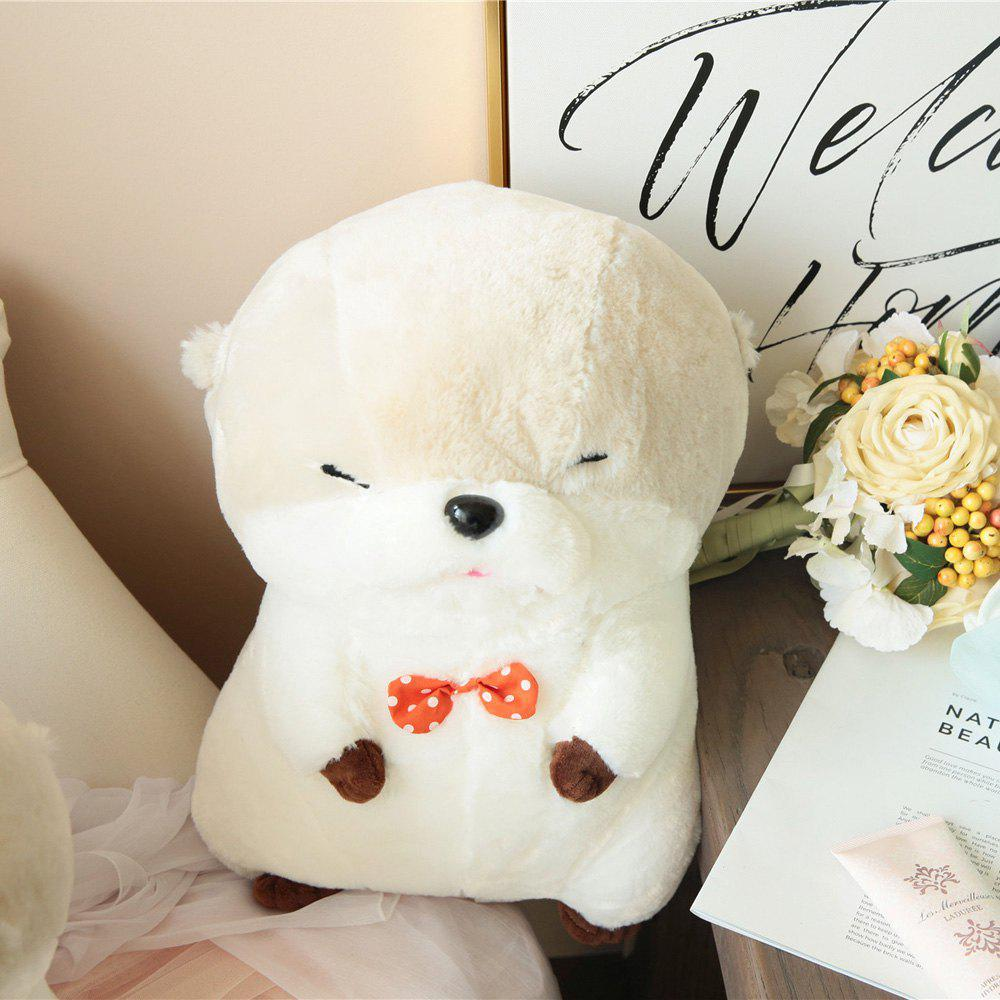 Unique Sea Otter Stuffed Animal Cuddly Otter Plush Doll Adorable Soft Toy Gift for Kids