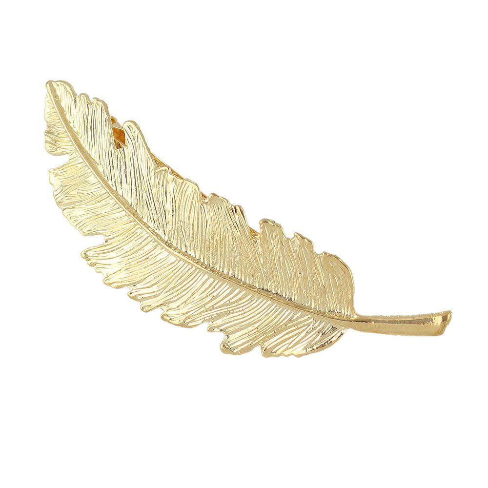 Affordable Leaf Shape Hairgrips Hair Accessories