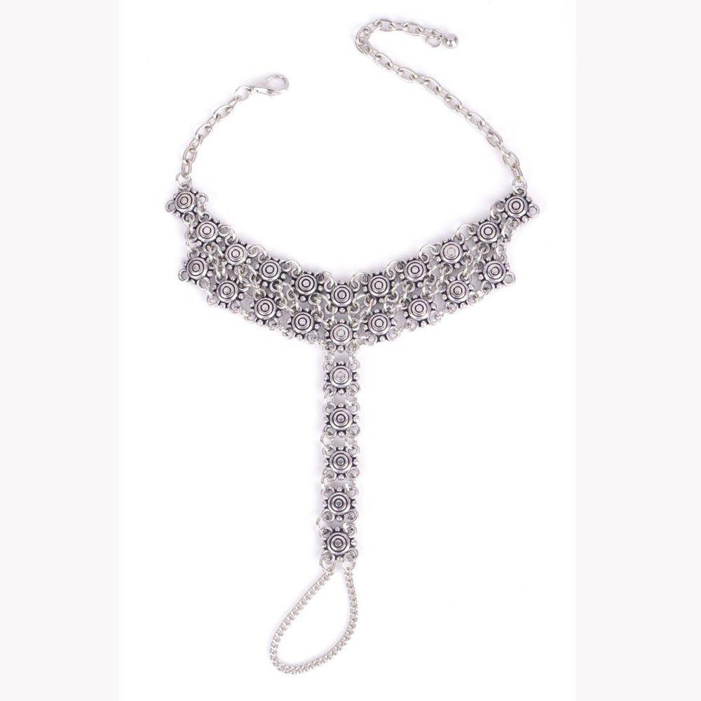 Online New Fashion Personality Anklet