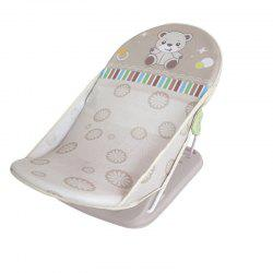 LADIDABaby Bathing Artifact Net Pocket Neonatal Bathtub Bathroom Rack -