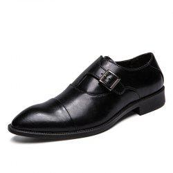 New Classic Men's Shoes Male Genuine Leather Wedding Office -