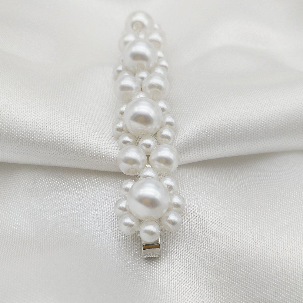 Outfits Temperament Personality Pearl Wild Hair Clip