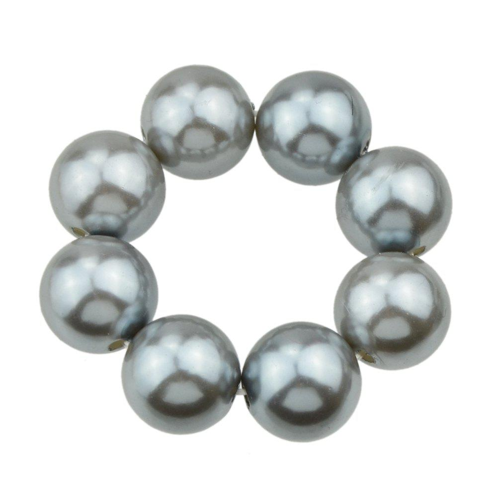 Affordable Colorful Pearl Elascity Hair Accessories