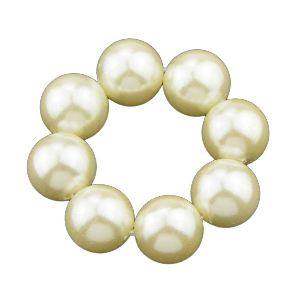 Shops Colorful Pearl Elascity Hair Accessories