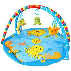 LADIDAMultifunctional Music Game Mat for Early Childhood Education for Infants -