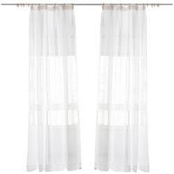 White Translucent Window Screen from Jinsehuanian 1PC -
