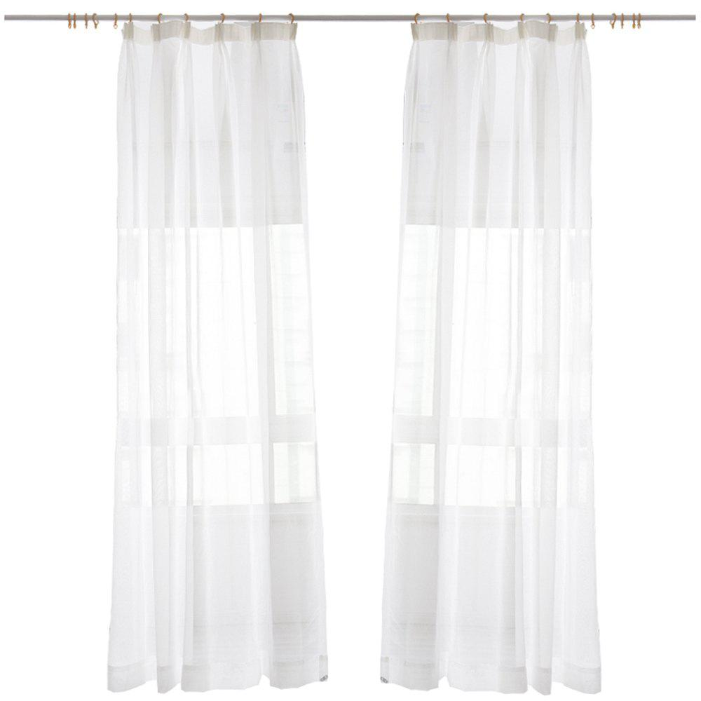 Shop White Translucent Window Screen from Jinsehuanian 1PC