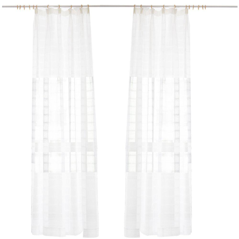 Shops White Translucent Window Screen from Jinsehuanian 1PC