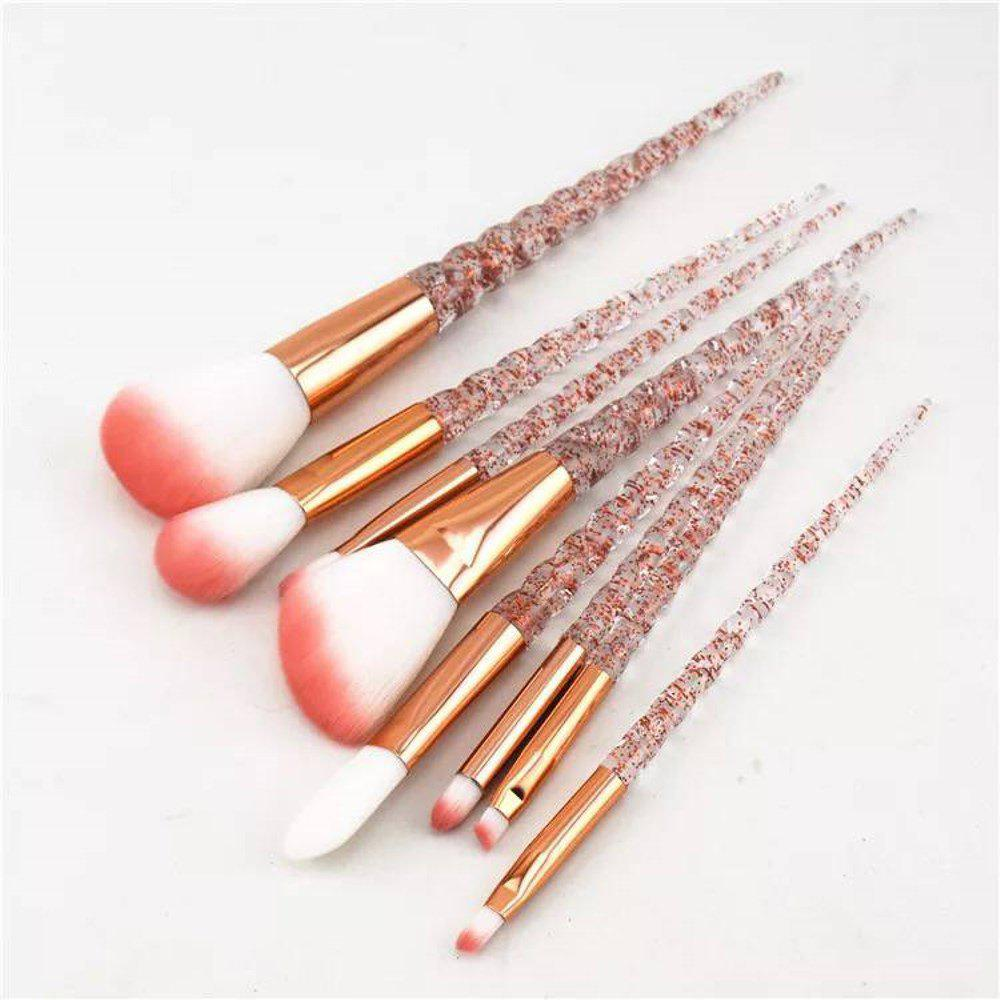 Outfit New Makeup Brush Set Double Color Hair Makeup Brush Make-Up Appliance Brush